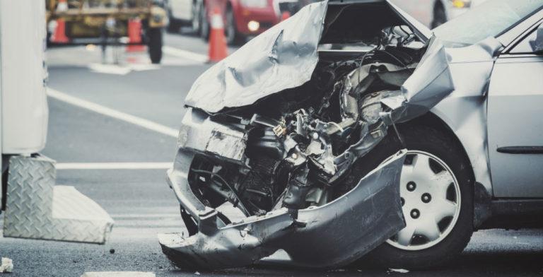 Car crash - Hine Chartered Insurance Brokers