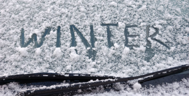 Winter car - Hine Chartered Insurance Brokers