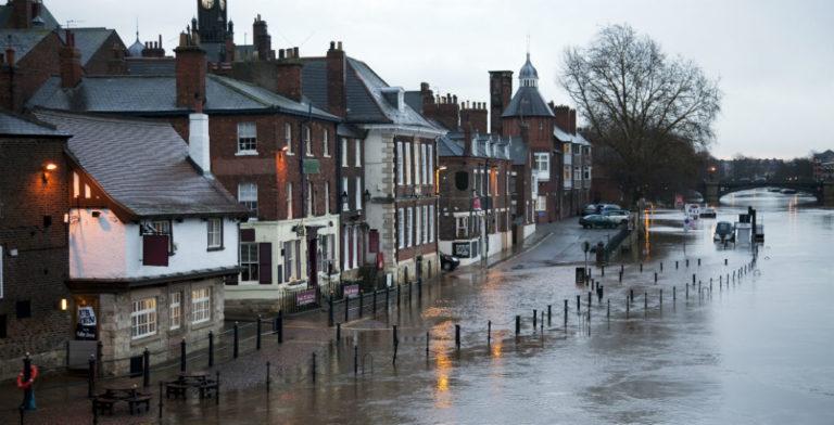 York flood - Hine Chartered Insurance Brokers