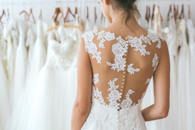 Wedding dress - Hine Chartered Insurance Brokers